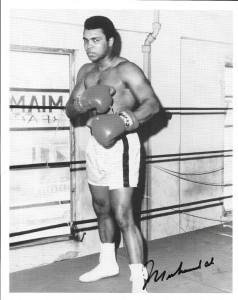 Muhammad Ali - Louisville, Kentucky