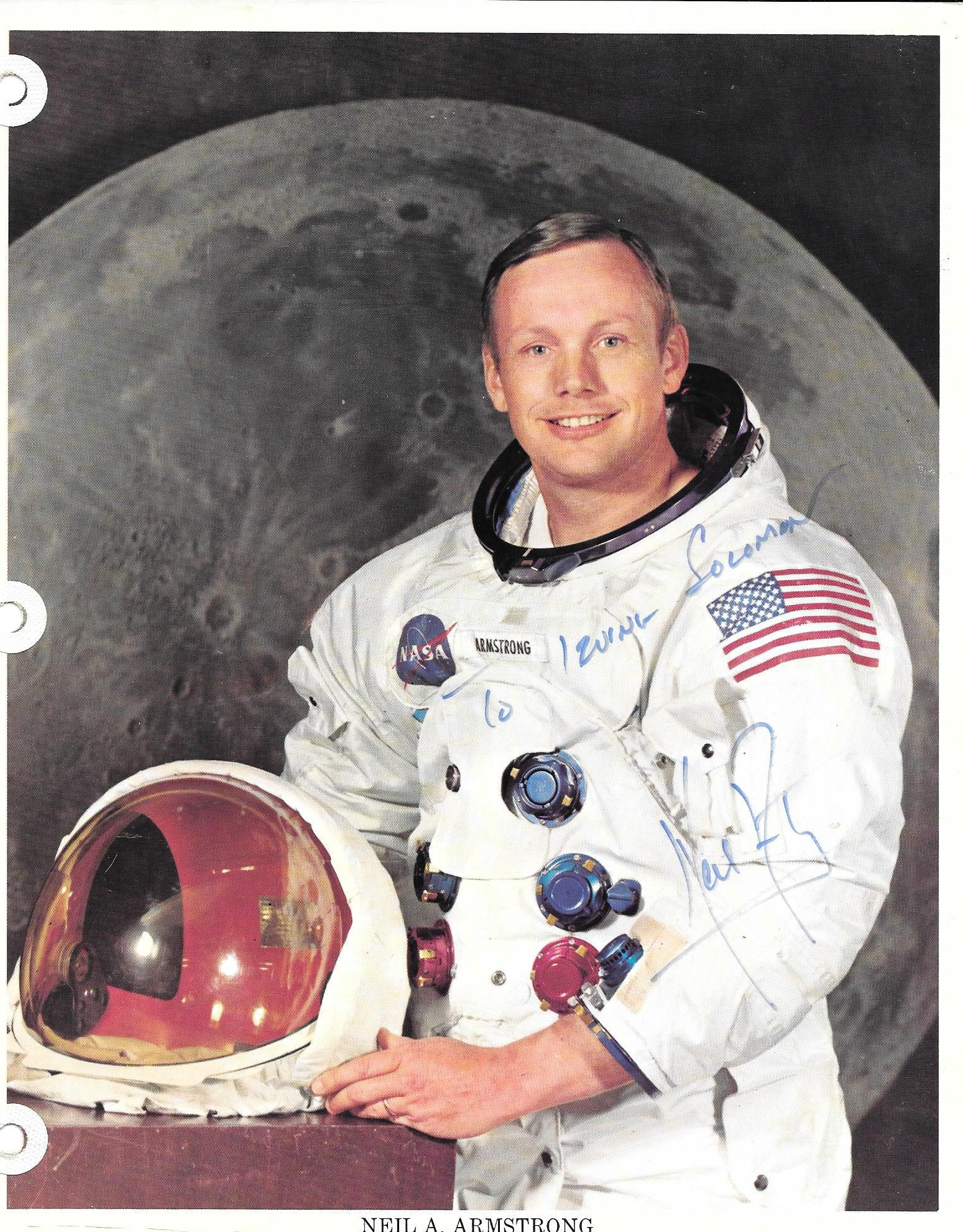 astronaut neil armstrong book - photo #22